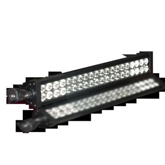 accessoire rampe leds 120w 62x11,5x8,3cm