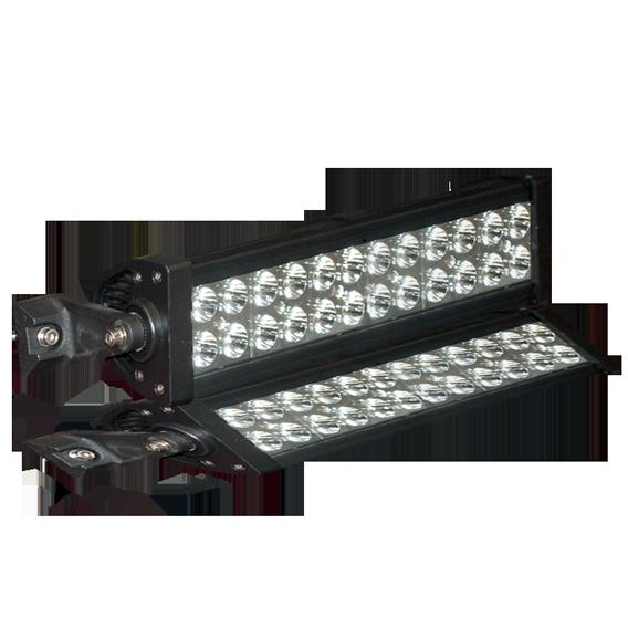 accessoire rampe leds 72w 41x11,5x8,3cm