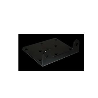 Accessoire platine porte guide rouleau 2t