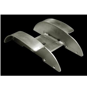 Accessoire cache alu disque et couronne