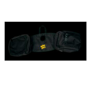 accessoire sacoche double sur reservoir